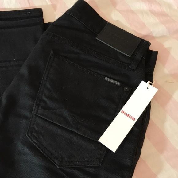 d36872de251 Hudson Jeans Jeans   Nwt Hudson Black Mens   Poshmark